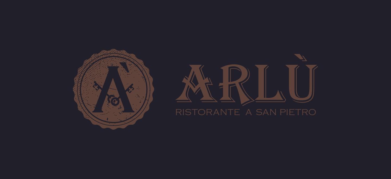 logo ristorante arlù
