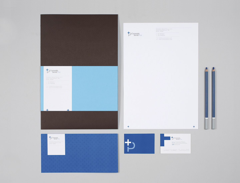 brand identity consorzio servizi plus