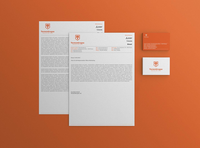 brand identity termoidrogas